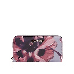 RJR.John Rocha - Multi-coloured floral print large purse