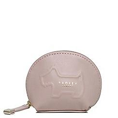 Radley - Radley shadow pale pink small coin purse