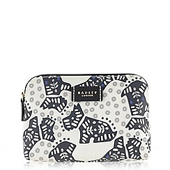 Radley - Folk dog ivory small pouch