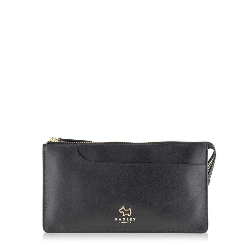 Radley Pockets black large flapover matinee purse - One Size - Purses (8510669 10647) photo