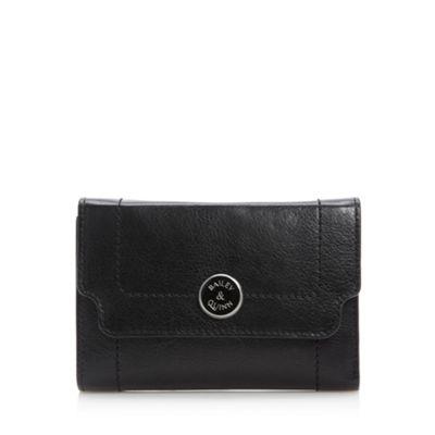 Bailey & Quinn Black ´cumbria´ medium purse - . -