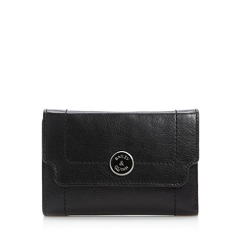 Bailey & Quinn - Black +cumbria+ medium purse