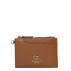 Radley - Pockets tan small coin purse