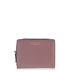 Radley - Arlington street pink medium zip around purse