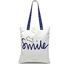 Radley - Smile natural medium tote bag
