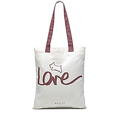 Radley - Love Natural medium tote bag