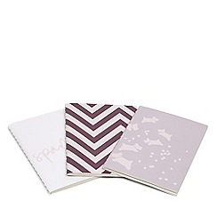 Radley - Wine A6 notebook set