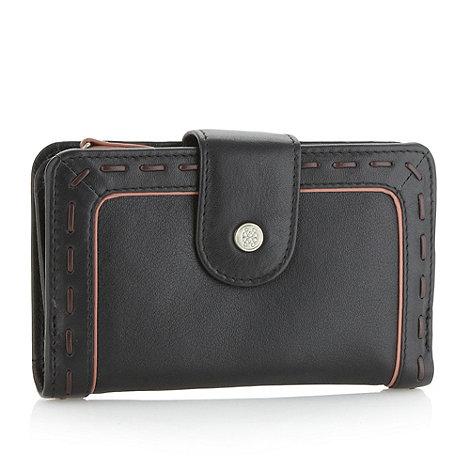 Bailey & Quinn - Black +old bailey+ medium zip top purse