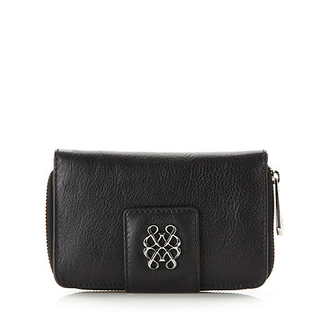 Bailey & Quinn - Black +Kendall+ medium purse