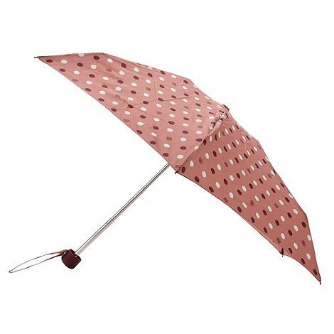 Bailey & Quinn - Rose spotted umbrella