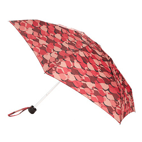 Bailey & Quinn - Plum bird patterned umbrella