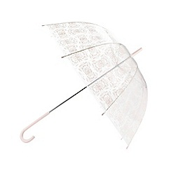 Faith - Pale pink logo walker umbrella