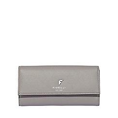 Fiorelli - Grey maisie dropdown wallet