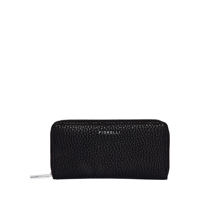 Fiorelli Black city zip around purse - One Size - Purses (8617338 FWS0017) photo