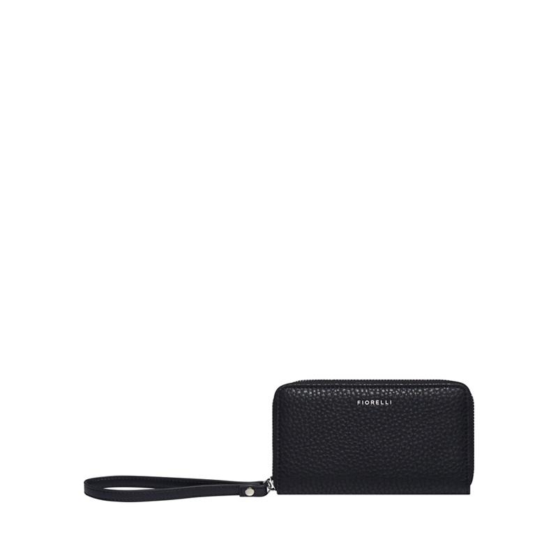 Fiorelli Black finley zip around purse - One Size - Purses (8617376 FWS0013) photo