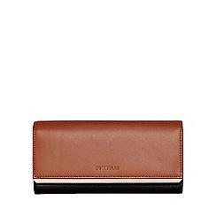 Fiorelli - Tan addison large dropdown purse