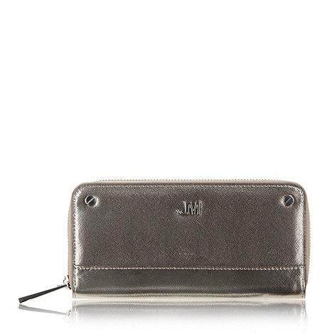 Star by Julien Macdonald - Designer gold large crosshatch purse