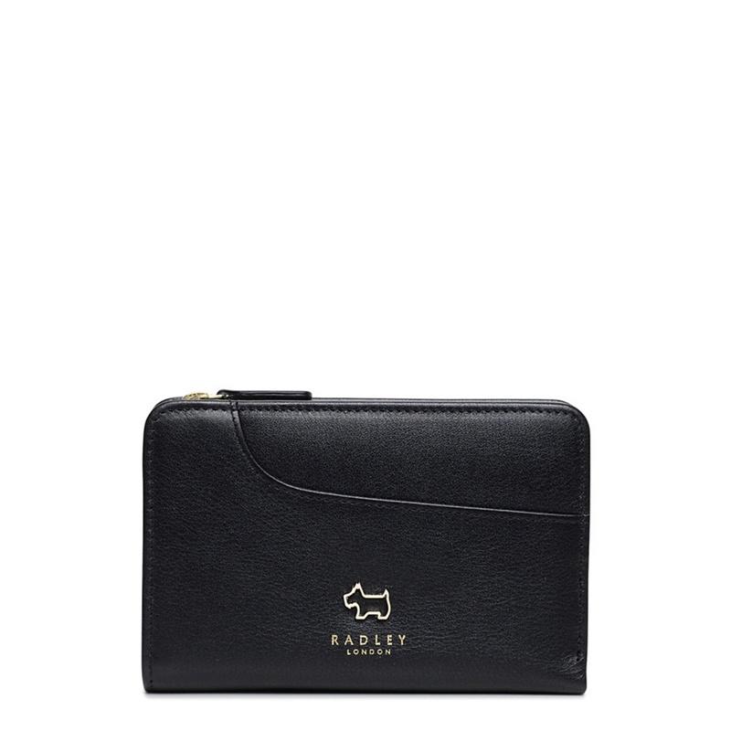 Radley Pockets Medium Zip-Top Purse - One Size - Purses - black (8666047 10632) photo