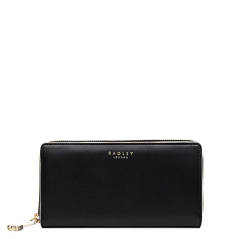 Lipsy - Black contrast border purse