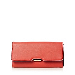 Fiorelli - Red large flapover purse