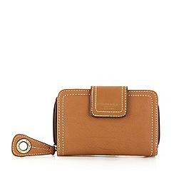 Fiorelli - Tan medium flapover purse