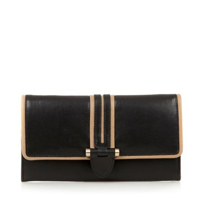 Bailey & Quinn Black ´Fenton´ medium purse - . -