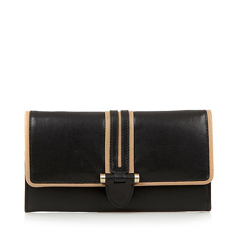 Bailey & Quinn - Black +Fenton+ medium purse
