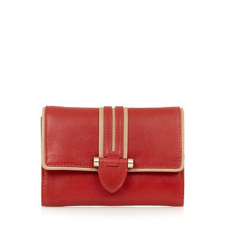 Bailey & Quinn - Red +Fenton+ medium purse