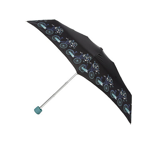 Bailey & Quinn - Black bicycle border umbrella