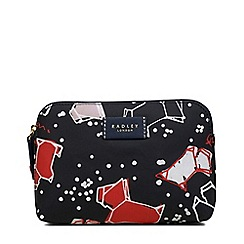 Radley - Speckle dog small zip-top pouch