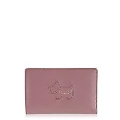 Radley - Medium pink leather 'Profile Dog' purse