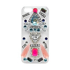 Skinnydip - Clear jewelled iPhone 5/5s case