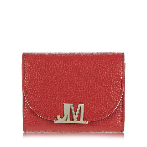 Star by Julien Macdonald - Designer red logo small purse
