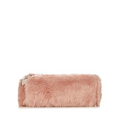 Floozie by Frost French - Light pink faux fur pencil case