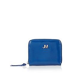 Star by Julien MacDonald - Designer blue patent small purse