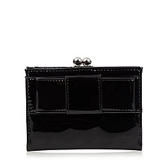 Principles by Ben de Lisi - Designer black bow medium frame purse