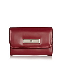 The Collection - Wine patent bar purse