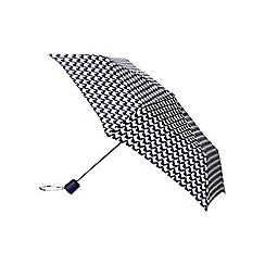 Principles by Ben de Lisi - Designer purple jagged umbrella