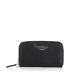 Fiorelli - Black detachable wrist medium purse