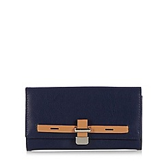 Principles by Ben de Lisi - Designer navy belted purse