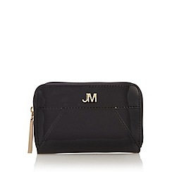Star by Julien MacDonald - Designer black patent small purse