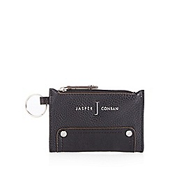 J by Jasper Conran - Designer black stud coin purse