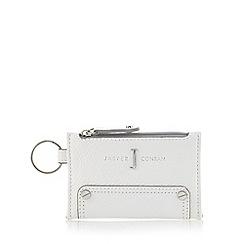J by Jasper Conran - Designer white studded coin purse