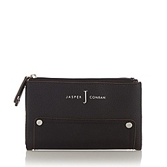 J by Jasper Conran - Designer black stud medium purse