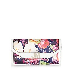 Star by Julien Macdonald - Designer pink floral large purse