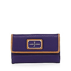 J by Jasper Conran - Purple flap over purse