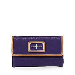 J by Jasper Conran - Purple flap over purse