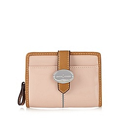 J by Jasper Conran - Designer pale pink medium patent purse