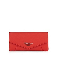 Fiorelli - Red large envelope flap over purse