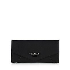 Fiorelli - Black large envelope flap over purse